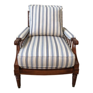 Ralph Lauren Home Conservatory Garden Lounge Chair For Sale