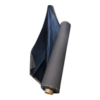 Holly Hunt Aqua Velvet III Neptune Fabric - 19 Yards