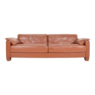 1990s Vintage De Sede Leather Sofa For Sale