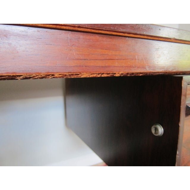 Torbjorn Afdal Mid-Century Rosewood Desk - Image 11 of 11