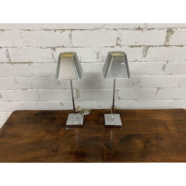 "Vintage ""Igor Paris"" Table Lamps - a Pair For Sale - Image 12 of 13"