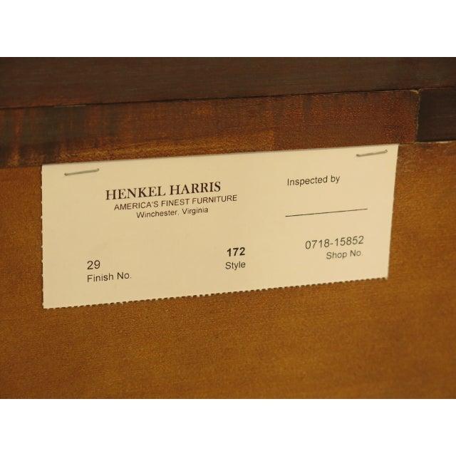 Henkel Harris Mahogany Dresser For Sale - Image 11 of 13