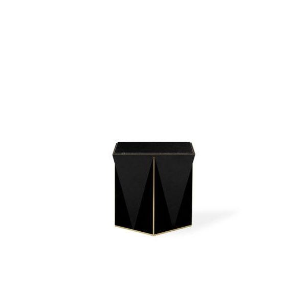 The Prisma side table conveys a spiral and passionate design that definitely seems to go beyond this world. A celestial...