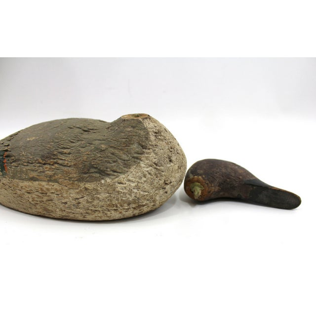20s Handmade Duck Decoy - Image 5 of 6