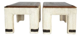 Image of Adrian Pearsall Side Tables