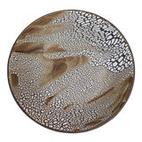 Image of Contemporary Lizard Skin Bowl For Sale