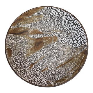 Contemporary Lizard Skin Bowl
