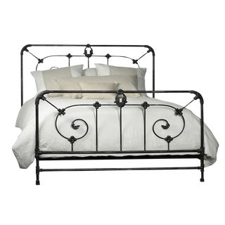 Cast Iron Queen Bedframe