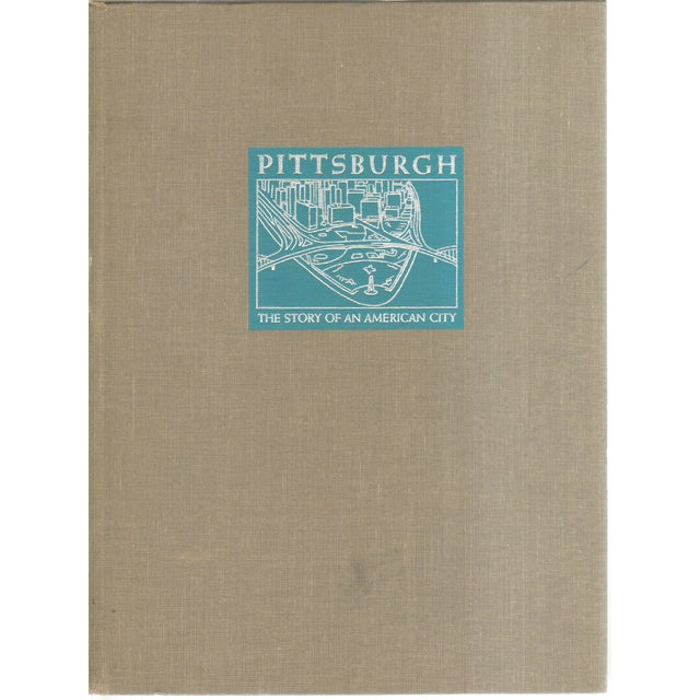 "1964 ""Pittsburgh: The Story of an American City"" Coffee Table Book For Sale In Atlanta - Image 6 of 6"