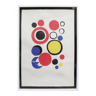 "Alexander Calder ""Moon and Spheres"" For Sale"