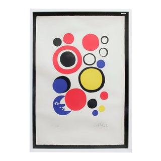 "Alexander Calder ""Moon and Spheres"""