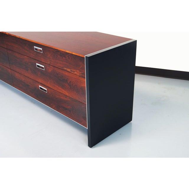 Rosewood Dresser by Robert Baron for Glenn of California For Sale - Image 5 of 7