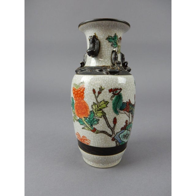 Antique Chinese Celadon Vase For Sale - Image 5 of 11