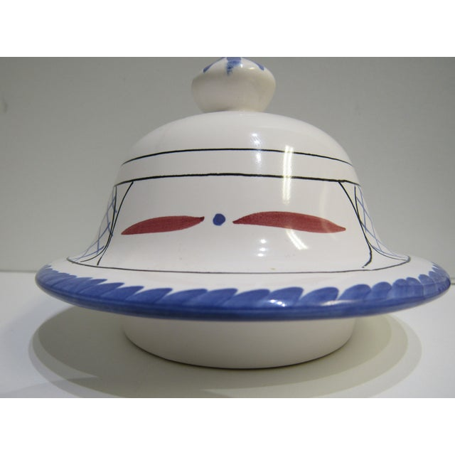 White Tiffany & Co Covered Urn For Sale - Image 8 of 13