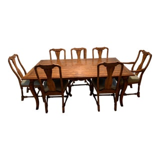 Guy Chaddock French Provincial Dining Set For Sale