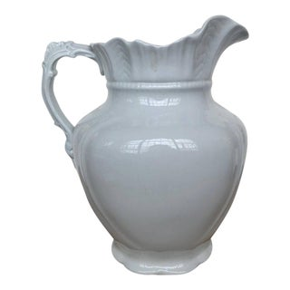 Ironstone Alfred Meakin Ltd. Pitcher
