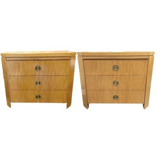 Charles Pfister for Baker Furniture Nightstands - a Pair