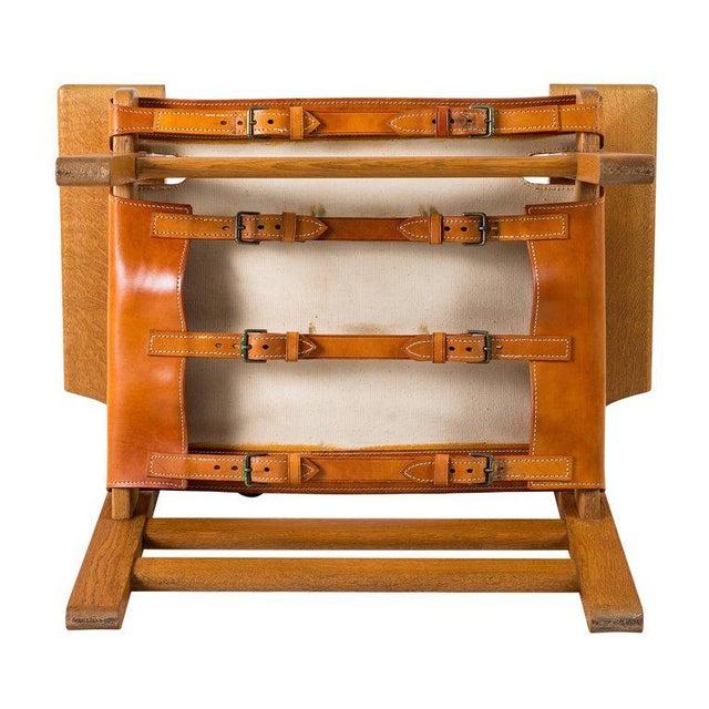 "Børge Mogensen ""Spanish"" Chair For Sale - Image 10 of 10"
