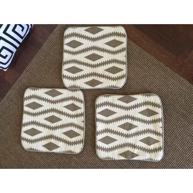 Custom Robert Allen Fabric Pillow Cases - 3 - Image 2 of 4