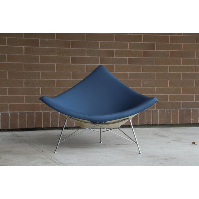 1950s Vintage George Mulhauser for George Nelson / Herman Miller First Generation Coconut Chair For Sale - Image 12 of 12