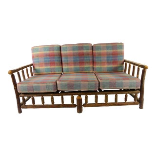 Old Hickory Furniture Couch Asheville Model For Sale