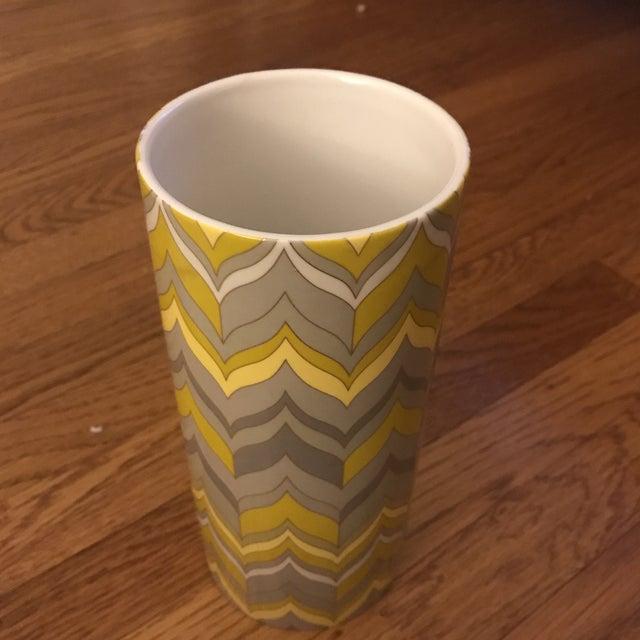 Jonathan Adler Porcelain Vase - Image 3 of 6