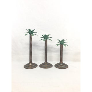 Palm Tree Candlesticks, S/3 Preview