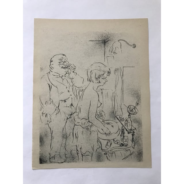 Artist George Grosz German American ( July 26, 1893 - July 5, 159 ) Overview Collection Information copyright Prints By...
