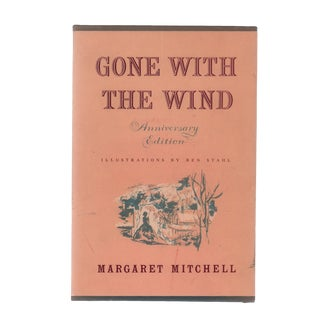 "1961 ""Slipcased Edition, Gone With the Wind"" Collectible Book For Sale"