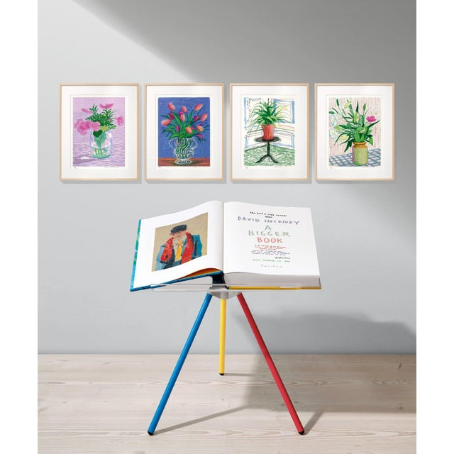 Contemporary David Hockney: A Bigger Book, Signed by David Hockney, Edition: 9000, 2016 For Sale - Image 3 of 13