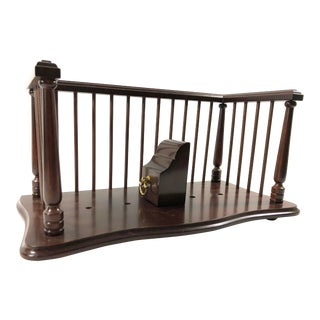 Bombay Company Adjustable Table Top Book Rack For Sale