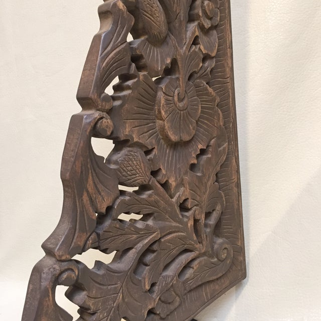 Asian Asian Carving on Museum Stand For Sale - Image 3 of 7