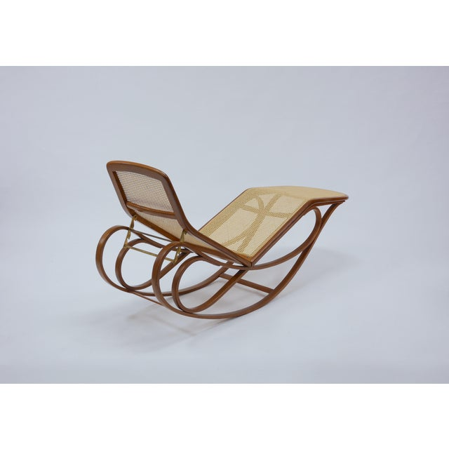 Chaise Lounge by Edward Wormley for Dunbar For Sale In Boston - Image 6 of 12