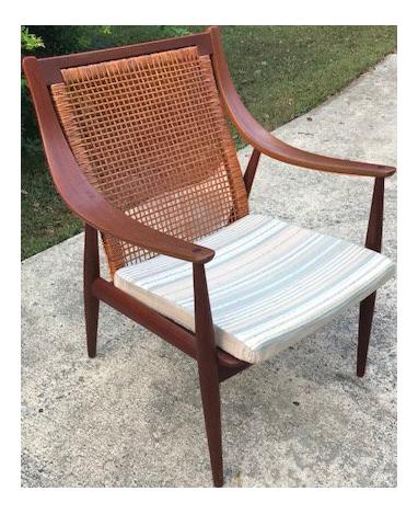 John Stuart Mid Century Chair