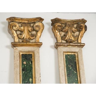 19th Century Italian Pilasters - A Pair Preview