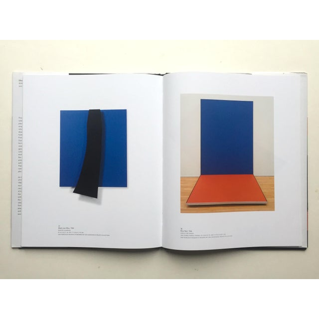"Mid-Century Modern ""Ellsworth Kelly in San Francisco"" 1st Edtn Exhibition Modern Art Book For Sale - Image 3 of 11"