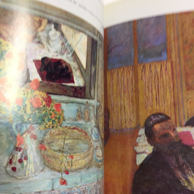 Cardboard Bonnard & His Environment, Hardcover Book For Sale - Image 7 of 10