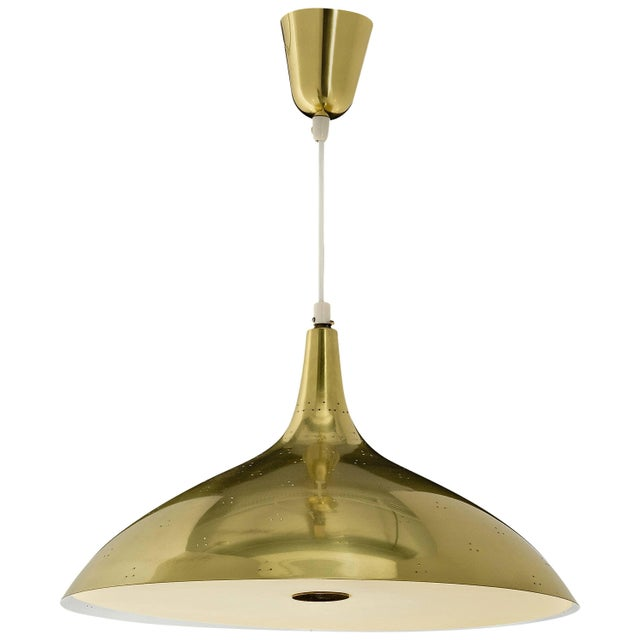 Pendant by Paavo Tynell for Taito For Sale In New York - Image 6 of 6
