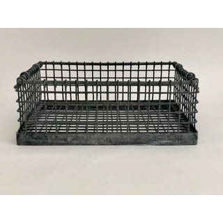 Industrial Wire Basket Preview