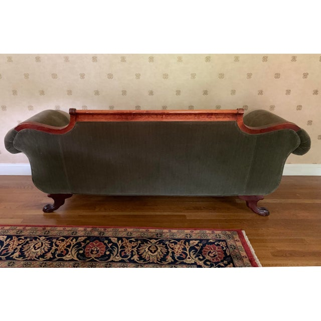 Our interior designer purchased this sofa for us from Horchow in early 2000's. Horchow - Old Hickory Tannery (Hickory,...