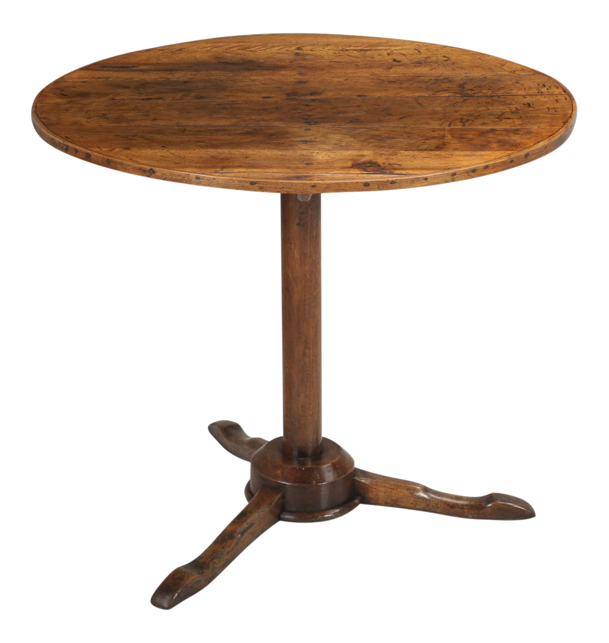 Antique Continental Pedestal Table Chairish