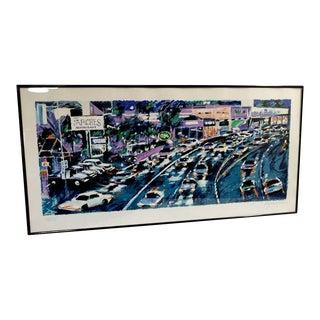 Pop Art Michael Bryan Print - 20x40 For Sale