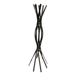 Design Within Reach Horm Mocha Twist Coat Rack For Sale