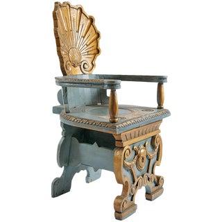 Holland House London Sgabello Armchair For Sale