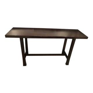 Maria Yee Shinto Ebony Console Table