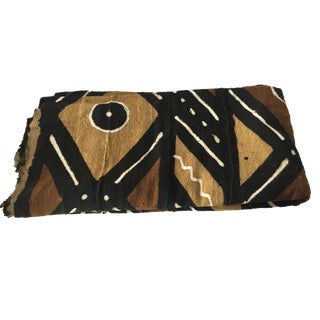 """Superb Bogolan Mali Mud Cloth Textile 40"""" by 60""""African For Sale"""