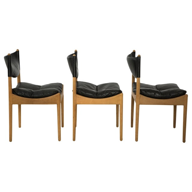 Modus Series Side Chairs by Kristian Vedel - 6 - Image 5 of 10
