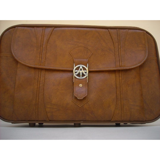 Mid-Century American Tourister Suitcase - Image 4 of 6