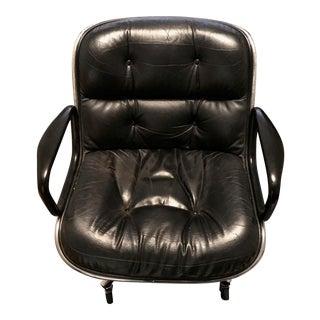 Knoll Pollock Executive Armchair