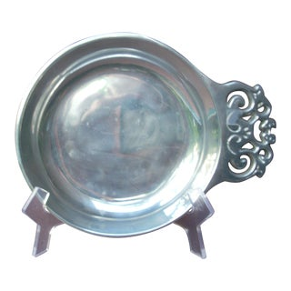 Nambe Metal Serving Bowl